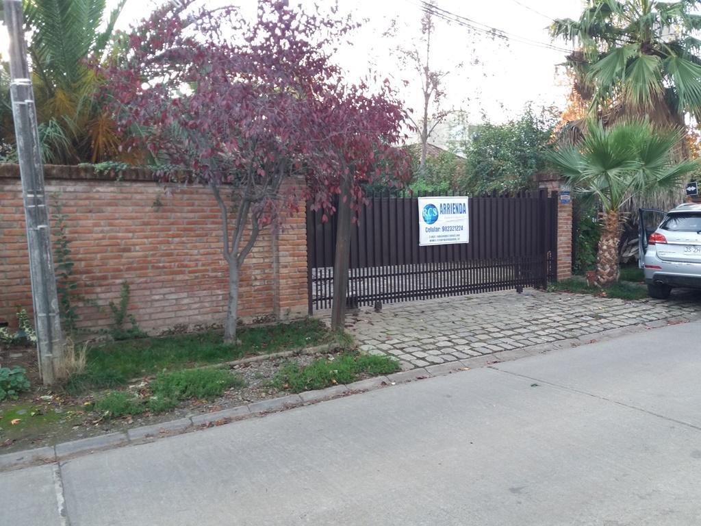 Arriendo  casa  en Parque Universitario