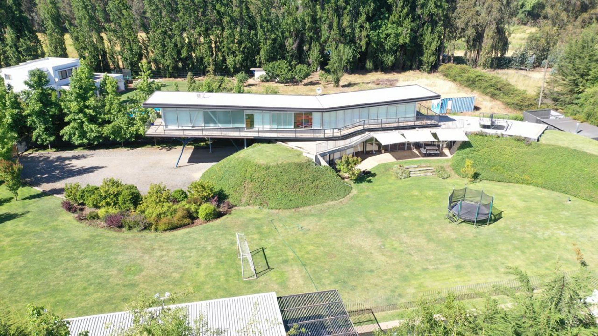 Vendo amplia  y hermosa  casa de 400m2  en terreno de 5000m2