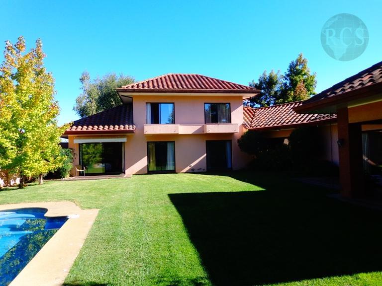 Vendo  amplia y hermosa casa de 340m2, Parcelas del Parque