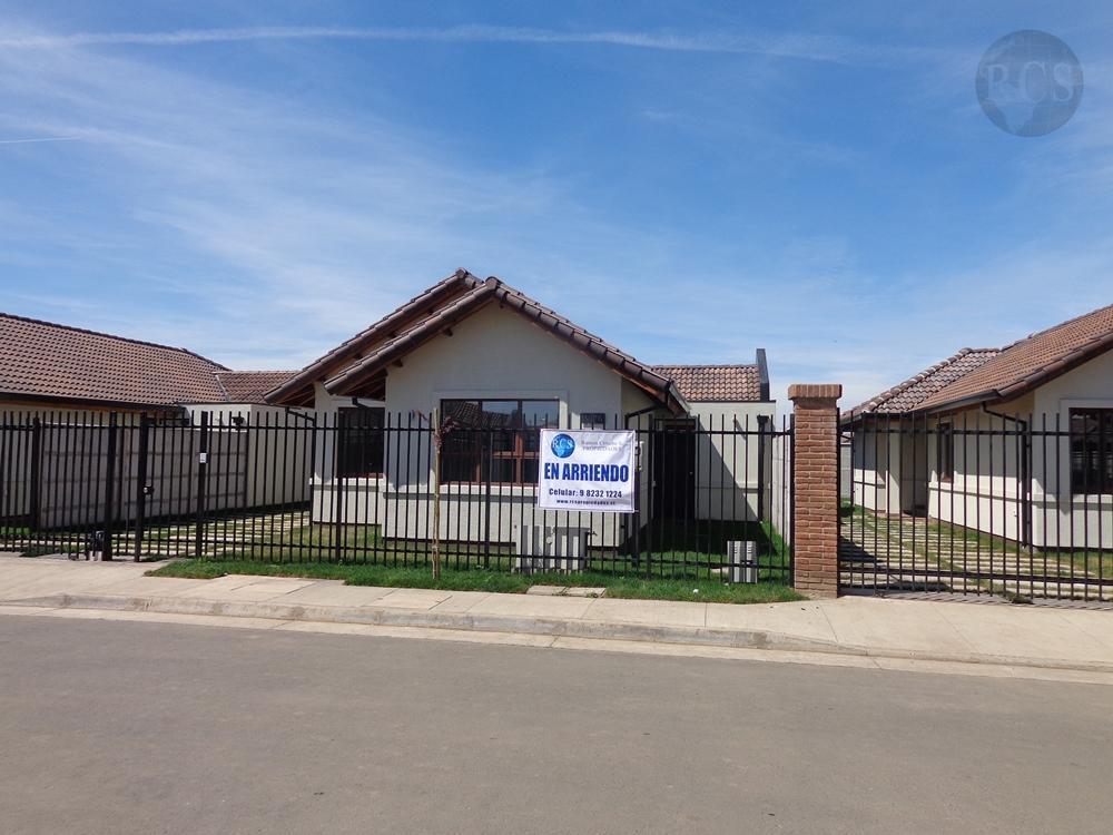 Arriendo  hermosa  casa estilo Chileno, en Alto Rucahue